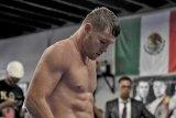 Juara dunia kelas berat Canelo Alvarez dan Kovalev akan duel awal November