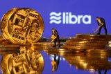 Kepala keuangan G7 cegah rencana koin digital Libra Facebook
