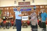 Lanud Adi Soemarmo bakti sosial di YPAC Surakarta