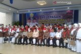 Pejabat Pemerintah Baubau lepas keberangkatan 172 jamaah haji