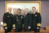 KSAL Indonesia-Australia bahas kerja sama maritim