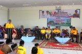 Ditaja Kejari Inhil, Bupati hadiri penyuluhan tentang Narkoba di SMAN 1 Tembilahan