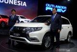 Mitsubishi target jual  lima unit Outlander PHEV di GIIAS 2019