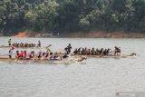 11 negara ikut ramaikan Festival Perahu Naga Kampar Riau