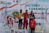 Hari pertama ASG 2019, atletik sumbang tiga medali emas Indonesia