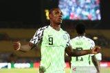 Odion Ighalo gondol Sepatu Emas Piala Afrika
