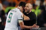 Dipuji pemain, pelatih Belmadi menolak