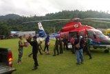 Bantuan logistik untuk korban gempa di pelosok Halmahera Selatan