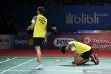 Owi/Winny akui kurang cerdik usai tersingkir di China Open 2019
