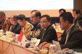 Indonesia siap jadi tuan rumah pertemuan Malaysia-Thailand di sektor transportasi