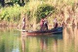 Peswat latih Cesna jatuh di Indramayu