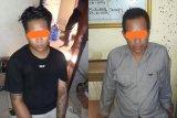 Dua sekawan ditangkap polisi karena mengedarkan sabu-sabu