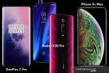 Membandingkan ponsel Redmi K20 Pro, OnePlus 7 dan iPhone Xs Max