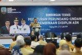 Kaltara Tuntut Pegawai Berdisiplin untuk Pelayanan Prima