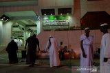 Berniat umrah di batas tanah halal Masjid Aisha Kota Mekkah
