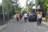 Polisi temukan granat di lokasi penggerebekan gembong narkoba