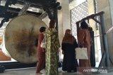 Bedug Masjid Istiqlal itu kini tak lagi ditabuh