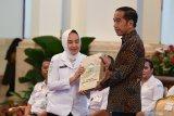 Presiden Jokowi : Tingkatkan kapasitas manajemen penanggulangan bencana