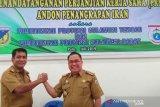 Sulteng-Sulbar tandatangani perjanjian kerja sama nelayan Andon