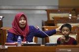 Komisi III secara aklamasi menyetujui pemberian amnesti untuk Baiq Nuril