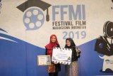 Film mahasiswa UMM meraih ide cerita terbaik FFMI 2019