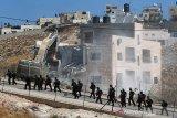 Israel bangun jalan di Yerusalem