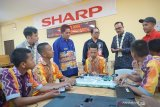 SHARP Indonesia Persiapkan Lulusan Siap Kerja