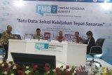 Bappenas: Empat tantangan integrasi data dana bantuan pemerintah