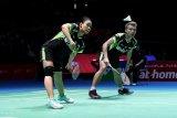 Rhinov/Pitha terhenti di putaran kedua oleh peringkat dua dunia Wang/Huang