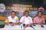 Raja Sapta Oktohari masih menunggu penetapan jadi Ketua ISSI periode kedua