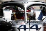 Mercedes gunakan desain livery khusus di GP Jerman