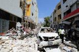 Wanita buta pelaku bom bunuh diri di Somalia