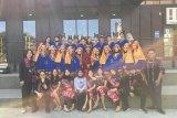 Mahasiswa Universitas Indonesia juara umum Festival Tari di Perancis