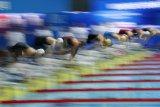 Perenang Federica Pellegrini bakal cetak rekor kepesertaan di lima Olimpiade