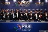 PSSI putuskan kongres pemilihan ketua umum dipercepat November