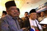 Ma'ruf Amin: Bentuk koalisi plus-plus masih dibicarakan