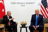 Presiden Turki sebut AS tidak penuhi kesepakatan Suriah