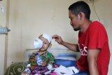 Putra Ramadhan, bocah penderita kanker mata butuh uluran tangan