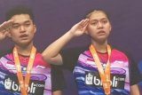 Tundukkan unggulan keempat, Leo/Indah melenggang ke final WJC 2019