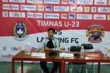 Timnas U-23 kalahkan Lampung FC dua goal tanpa balas