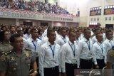 119 calon taruna Akpol Semarang dipulangkan tahap akhir