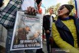 Polisi Rusia geledah 150 rumah pendukung oposisi