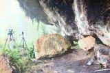 Peneliti temukan aktivitas manusia prasejarah di Gua Emok Tum Papua