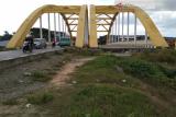 Jembatan pasar baru Kendari belum berfungsi total terhambat pembebasan tanah