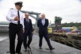 Inggris perkuat pertahanan dari ancaman Rusia dan China di luar angkasa