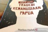Markus Haluk luncurkan buku 'Konflik Nduga'