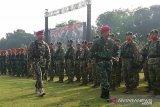 Survei: TNI lembaga negara paling dipercaya oleh publik