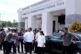 Presiden Jokowi dorong Taman Bumi Kaldera Toba diakui UNESCO