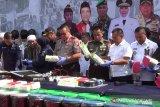Polda Jatim ungkap peredaran narkoba lintas provinsi