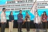 Ketua KOI Erick Thohir resmikan Women Sport Foundation Indonesia